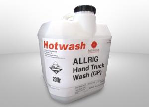 Hand Truck Wash