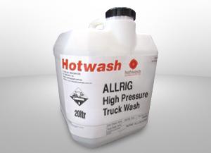 Allrig Truck Wash