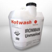 Ironman Unmasked