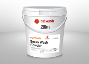 Spray Wash Powder