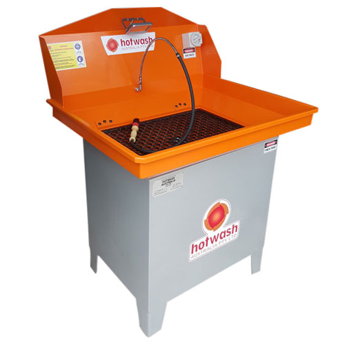 Heavy Duty Manual Parts Washer