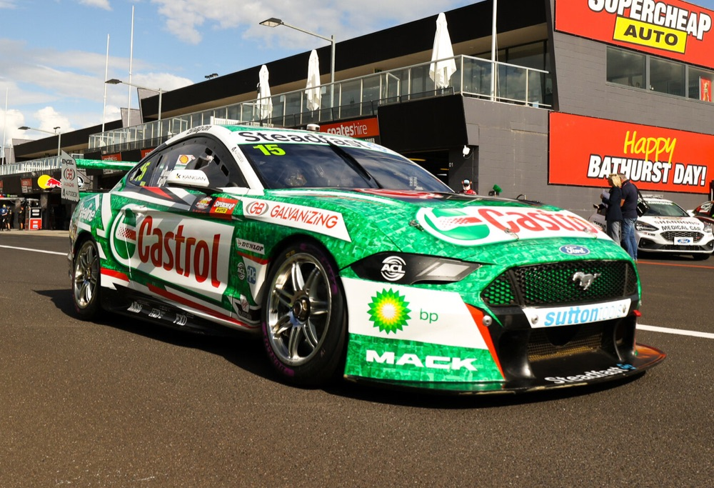 Hotwash Australia - Proud sponsors of Kelly Racing