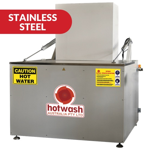 Stainless Steel Hot Tank parts washers