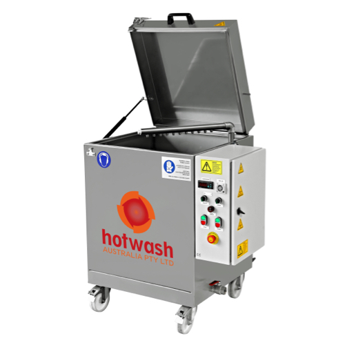Hotwash Stainless Steel SS550 Parts Washer